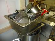Посуда для обработки и продуктов питания